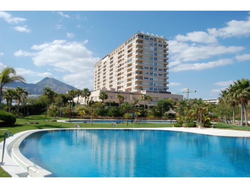 Flat in Rent in Benalmádena