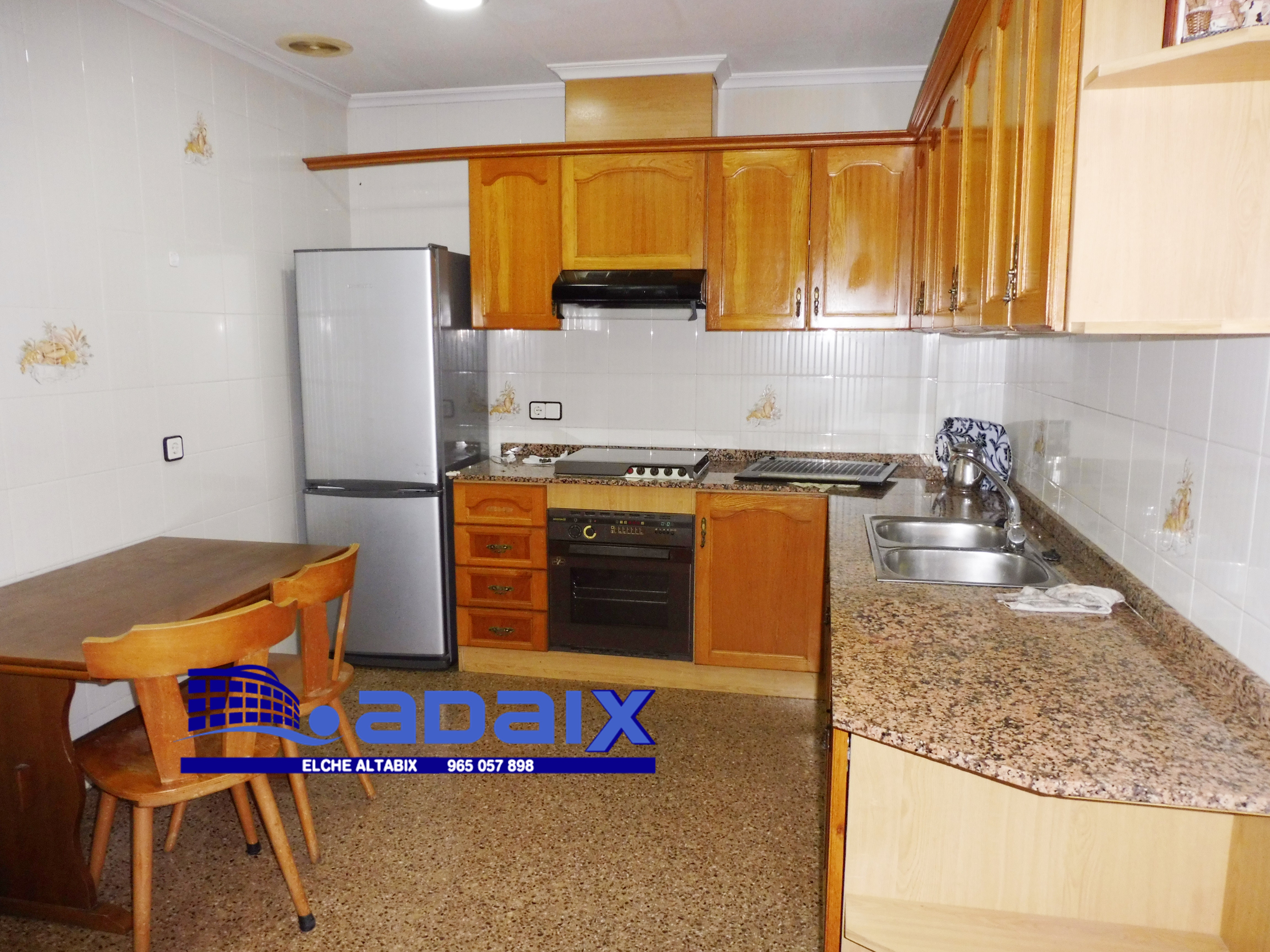 Flat in Rent in Elche