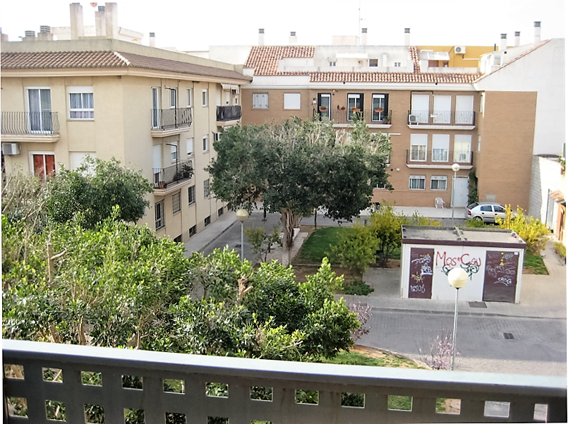 Flat in Rent in Canet d'En Berenguer